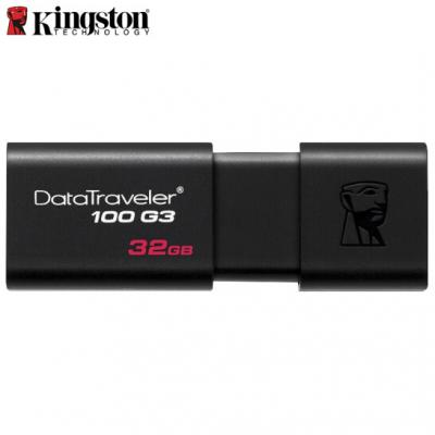 金士顿(Kingston)u盘USB3.0DT100G3系统...